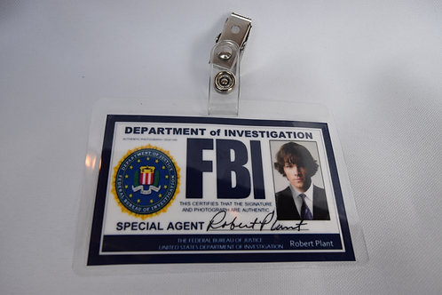 FBI Badge - Sam