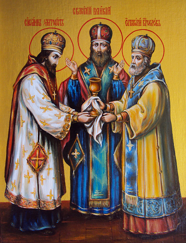Three Holy Hierarch
