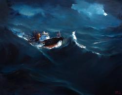 Conquering the Big Wave