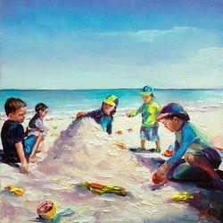 Children portrait commission