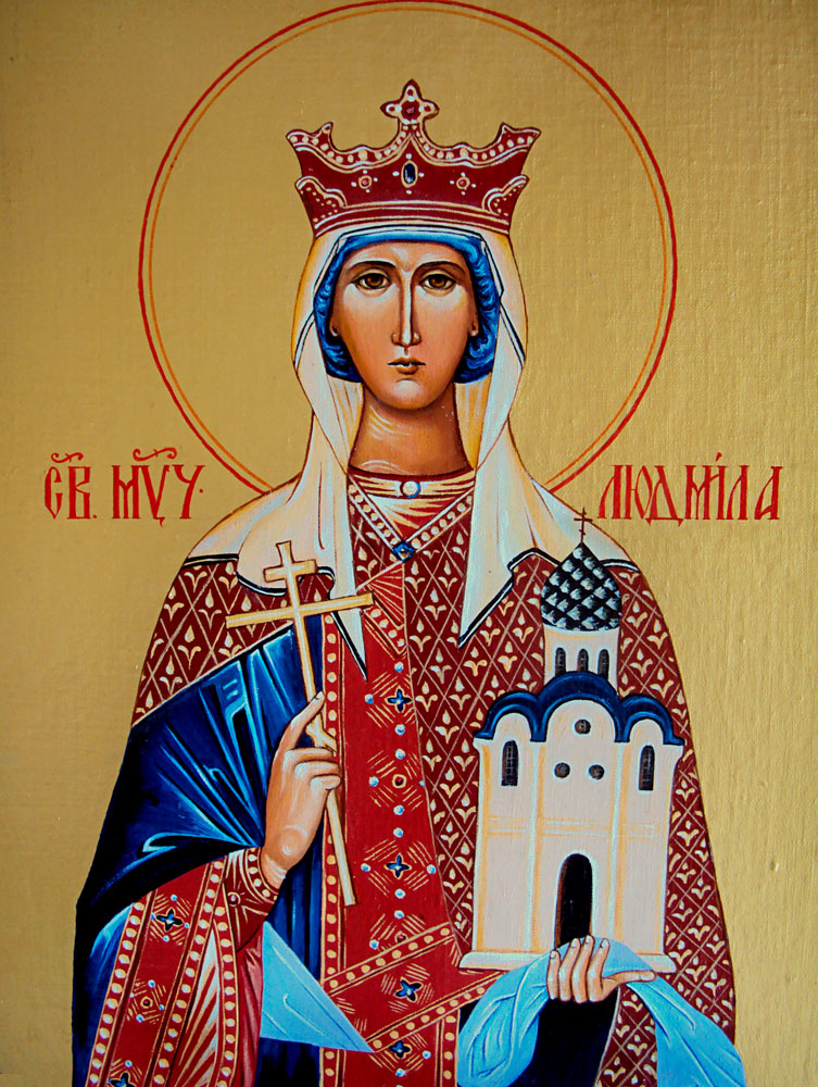 Holy Martyr Ludmila of Czech