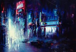 Urban Night Life