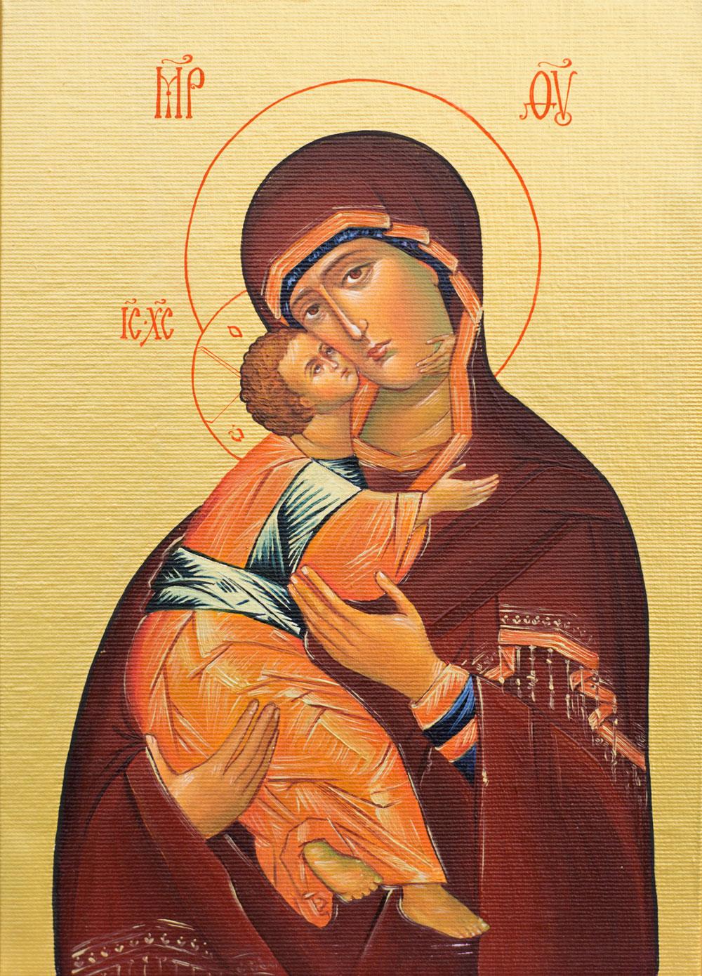 Vladimirskaya ikona
