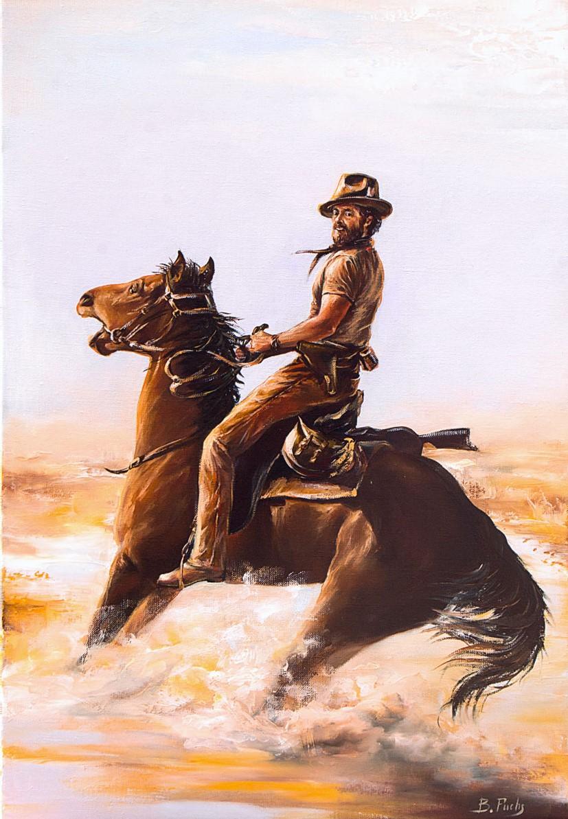 Stop, Cowboy!