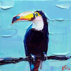 Toucan Bird Painting