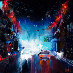 City Road painting