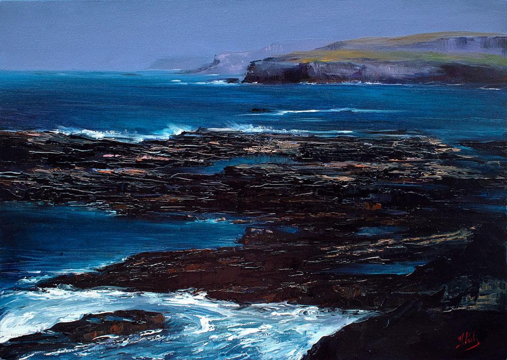 Ireland painting