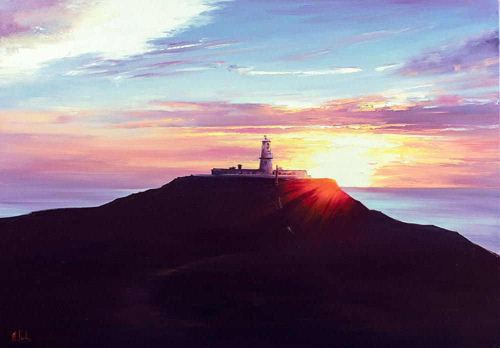 commission painting landscape