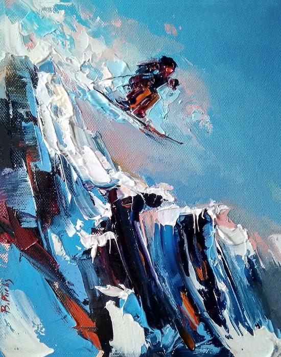 A good Skier