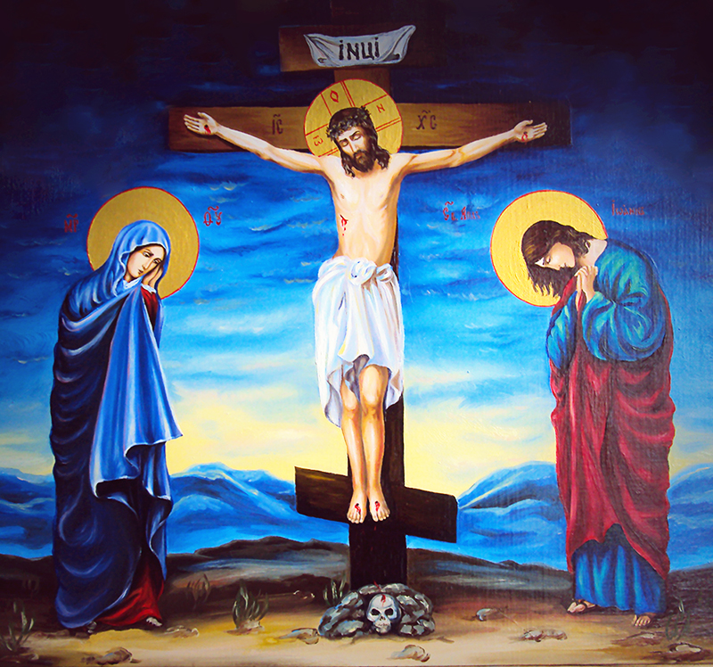 The Crucifixion of the Lord Jesus
