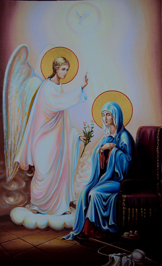 Annunciation of the Most Holy Theoto