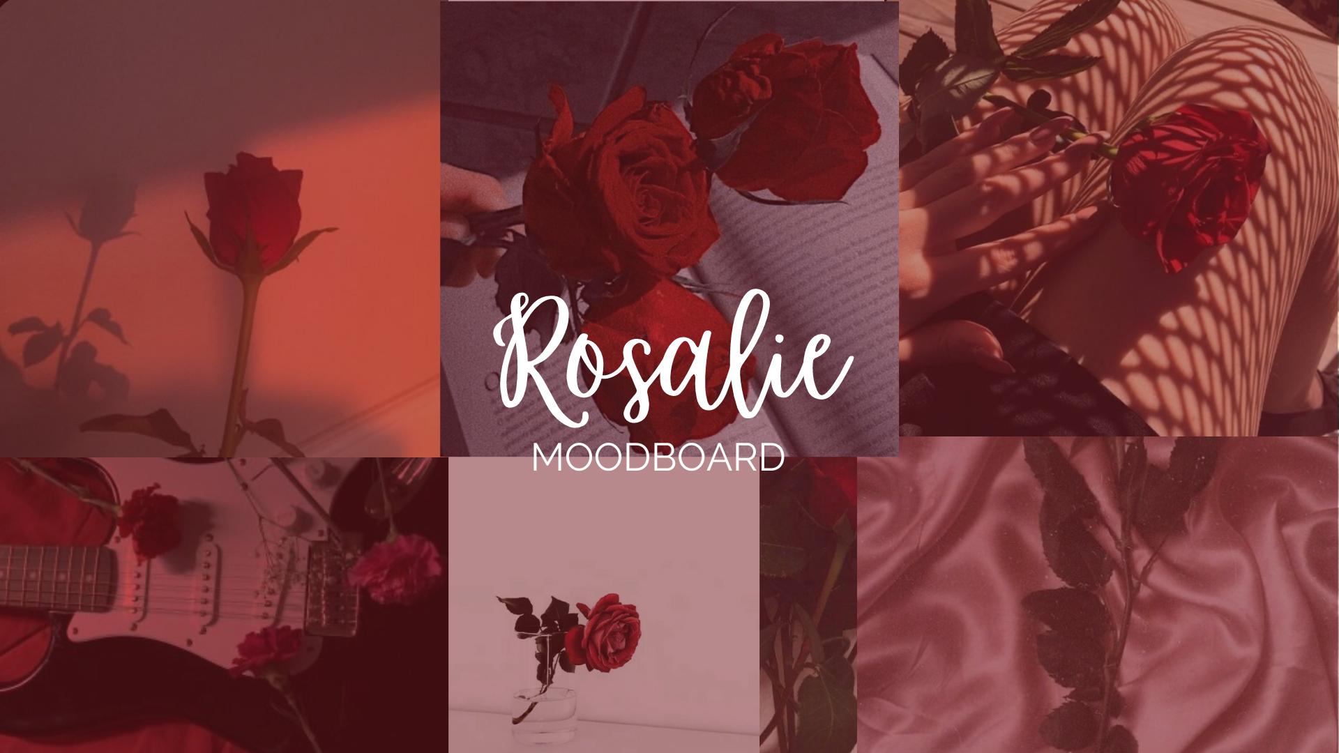 Rosalie Moodboard