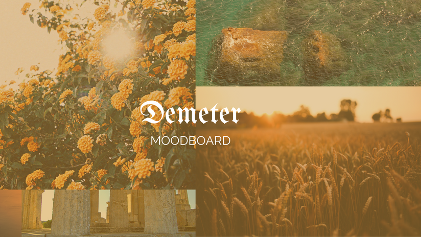 Demeter Moodboard