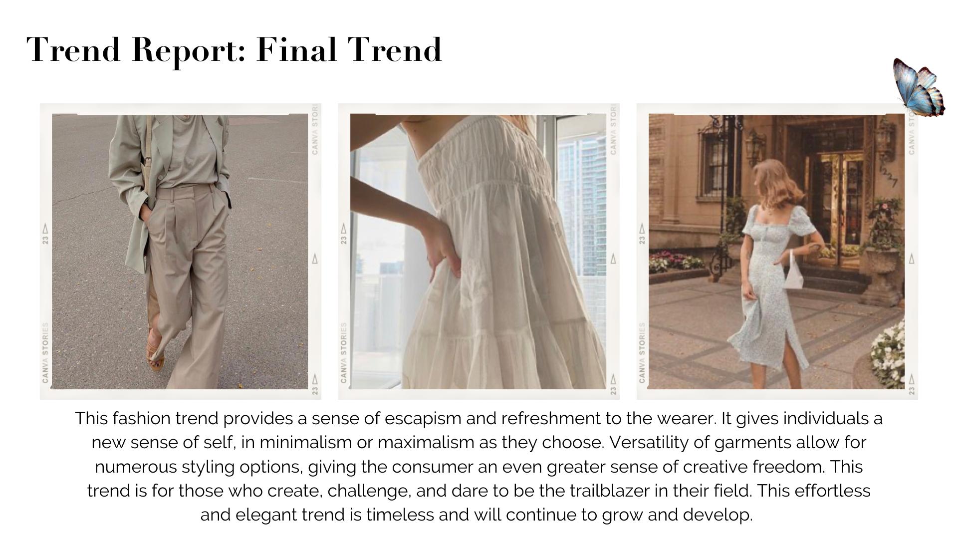 Trend Report: Final Trend
