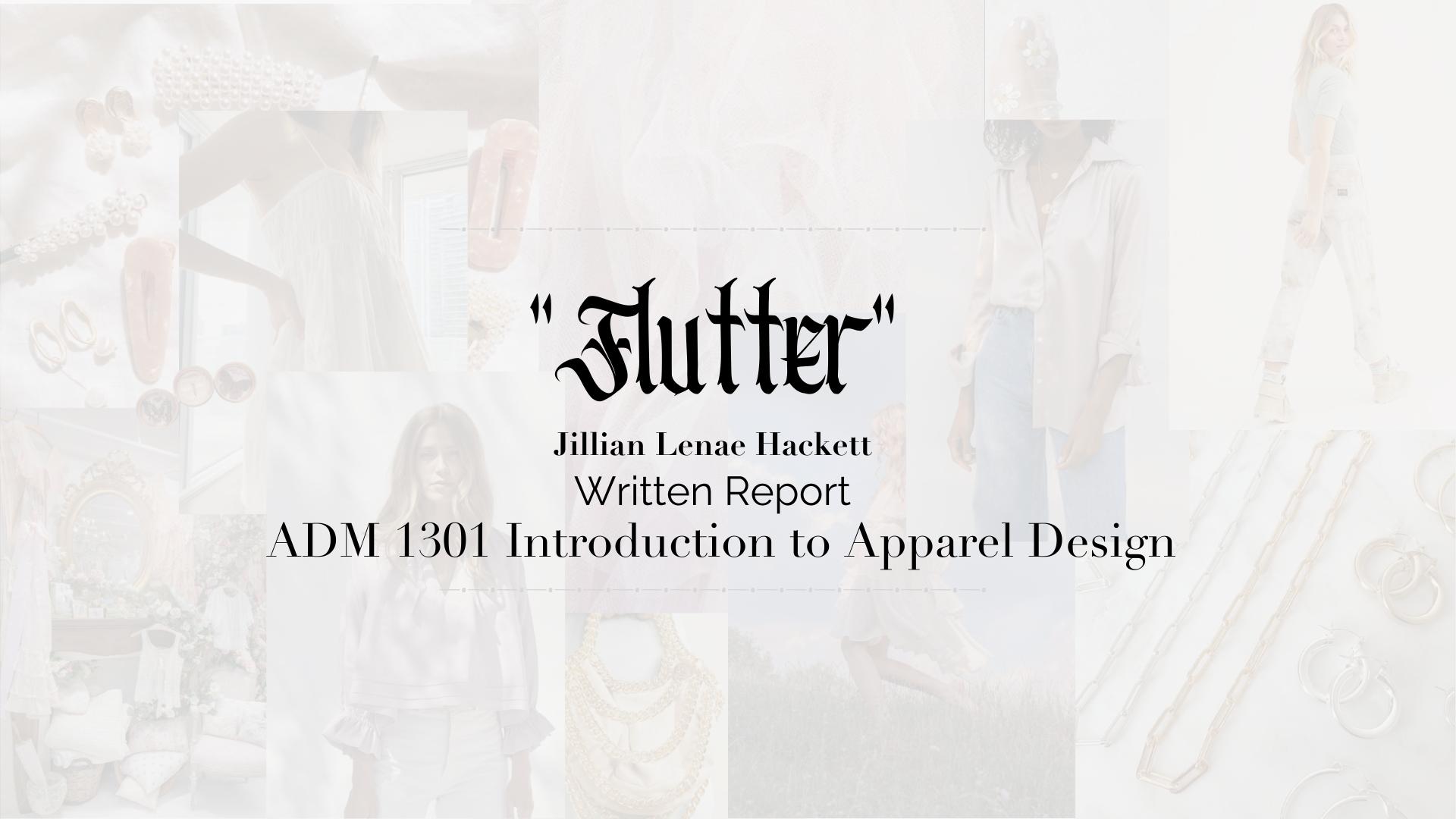 Flutter Collection - Written Portion