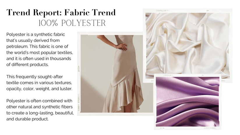 Trend Report: Fabric Trend
