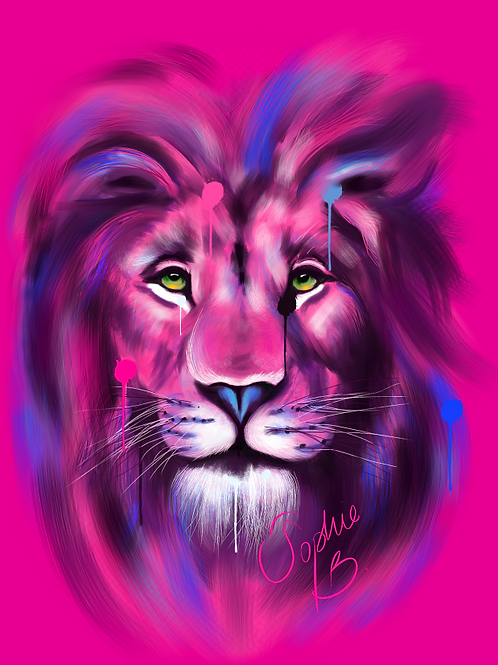 PINK (DIGITAL WORK)