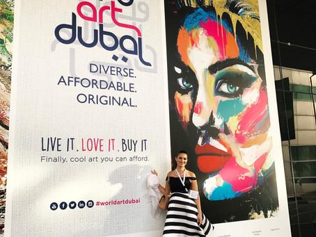 World Art Dubai @ Dubai World Trade Centre