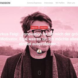 """""""Innovation ist für mich der größte Motivator"""""""
