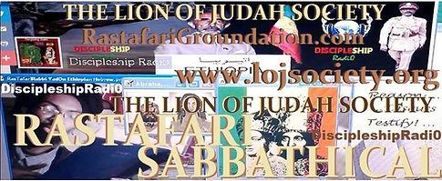 RasTafari Sabbathical DiscipleshipRasdi0 lojsociety.