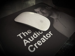 The Audio Creator Mouse Pad