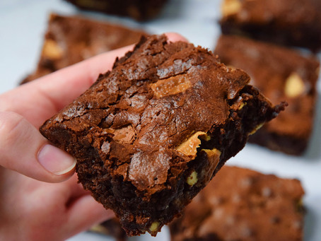 The Best Ever Chocolate Brownies