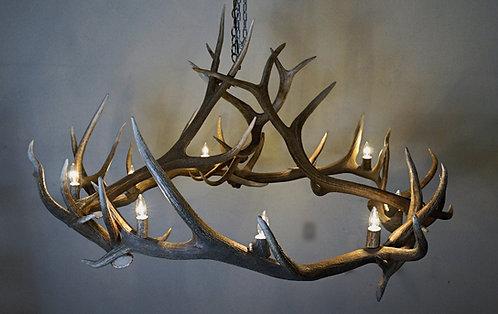 Large Elk Round