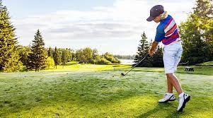 Junior Golf Camp - June