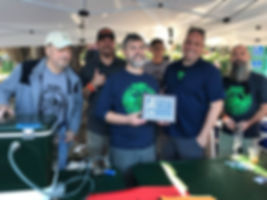 Corte Madera Oktoberfest People's Choice Award 2018 - Marin Society of Homebrewers