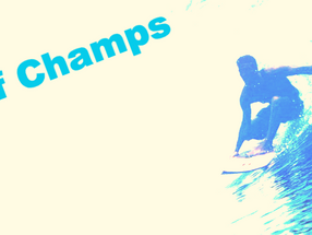 Calling All Surf Champs