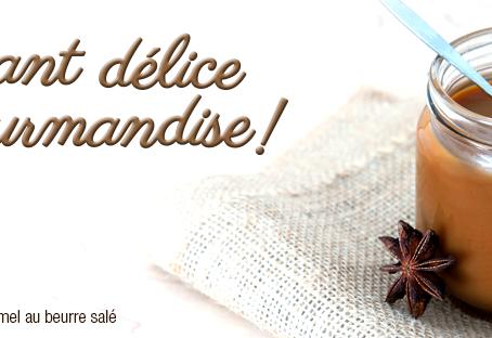 Découvrez un délicieux Caramel Beurre Salé parfaitement équilibré pour la ligne.
