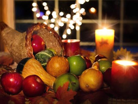 Novembre, et ses tas de marrons et de feuilles mortes. Voici les aliments qui vont vous réchauffer.