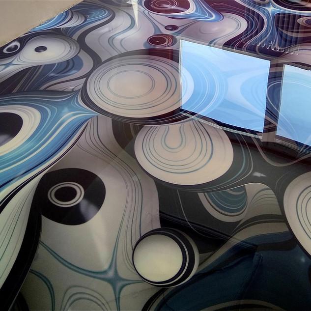 3D fototapeta na podlahu