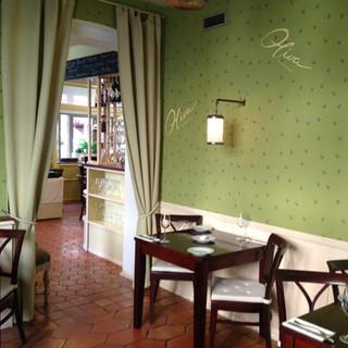 Restaurace - nové tapety s vlastním logem firmy
