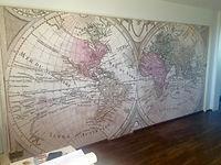 Fototapeta -zeměkoule, tapetar praha