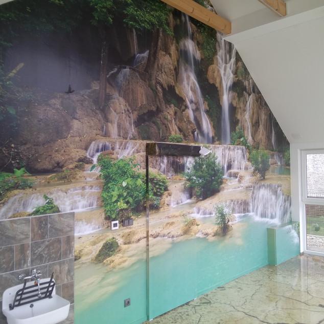 Fototapeta na míru - vodopád