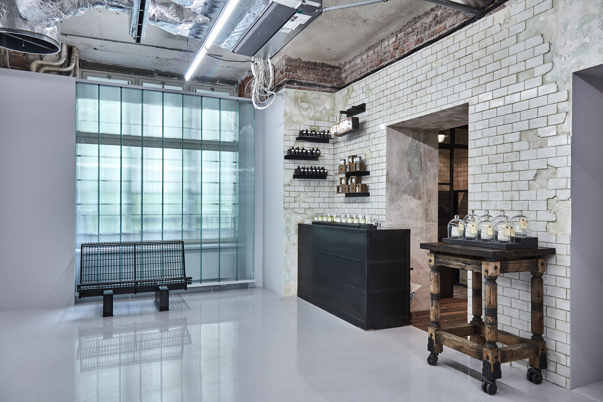 Epoxidová podlaha - interiér