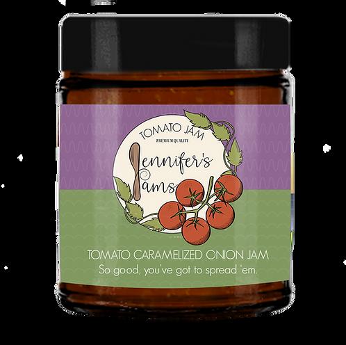 Tomato Caramelized Onion Jam