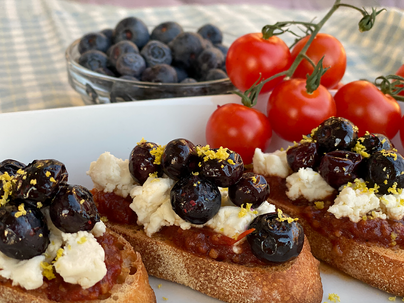 Eight Tips for Taking Beautiful Food Photos for your Website (or Instagram!)