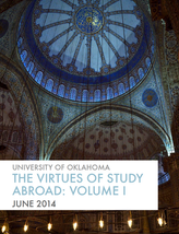 VIRTUES OF STUDY ABROAD VOL I