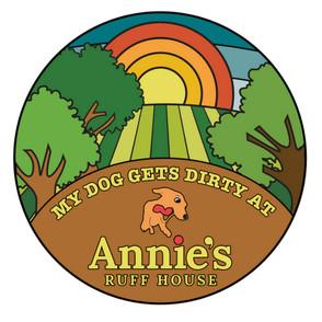 ANNIE'S STICKER
