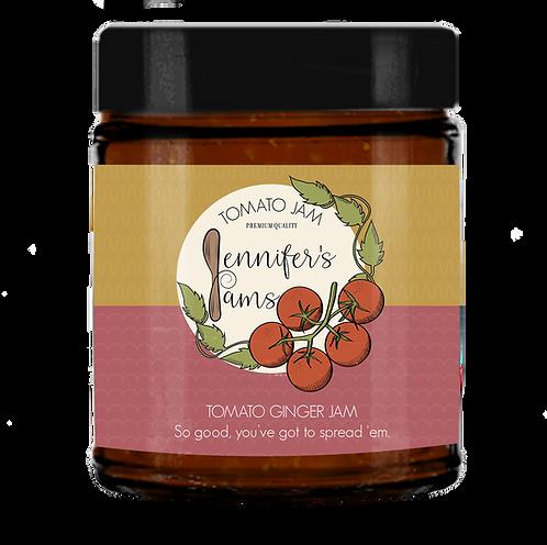 Tomato Ginger Jam