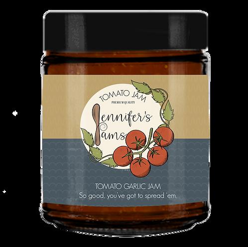Tomato Garlic Jam