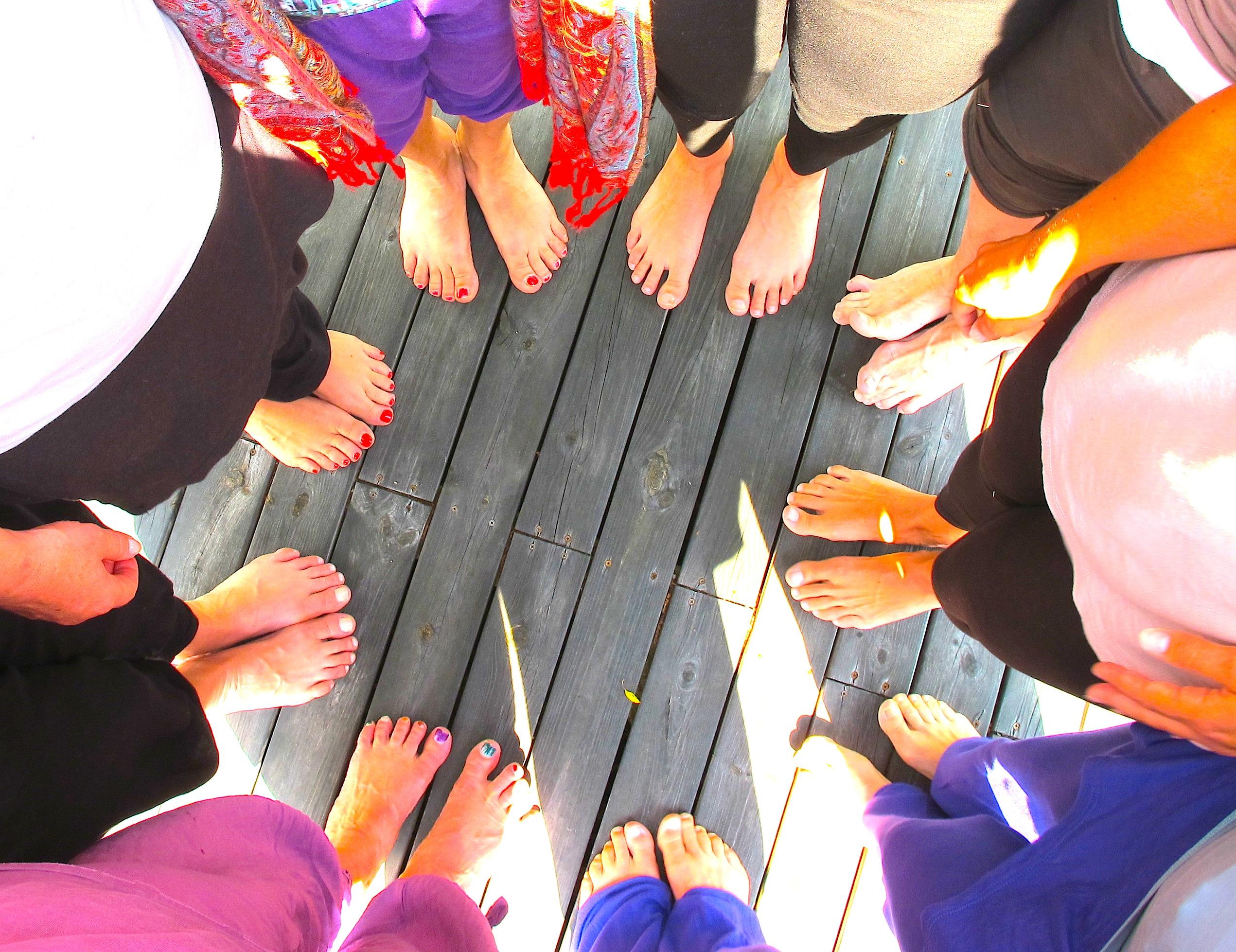 Yogalärarutbildnignsgrupp