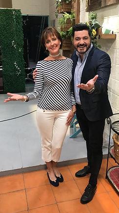 Alfonso leon y la tia rox