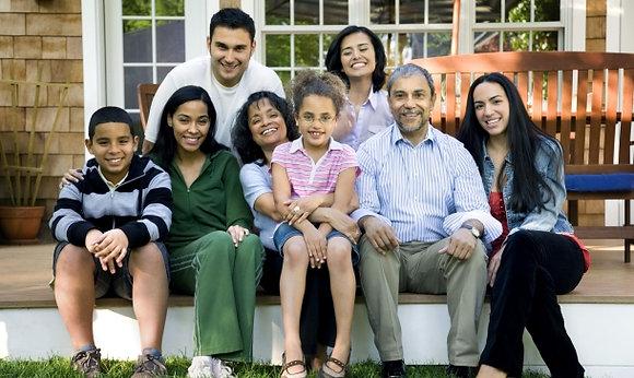 ¿Familia o Nomás Parientes?