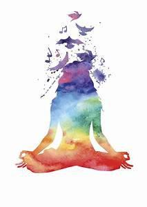 Meditación de Luz y Paz SUMERGE TU CUERPO EN COLORES y ALCANZA LA CALMA y PAZ QU