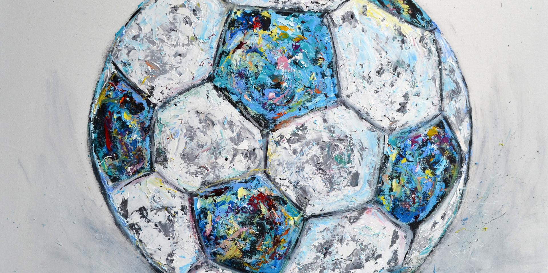 Soccer Ball *SOLD*