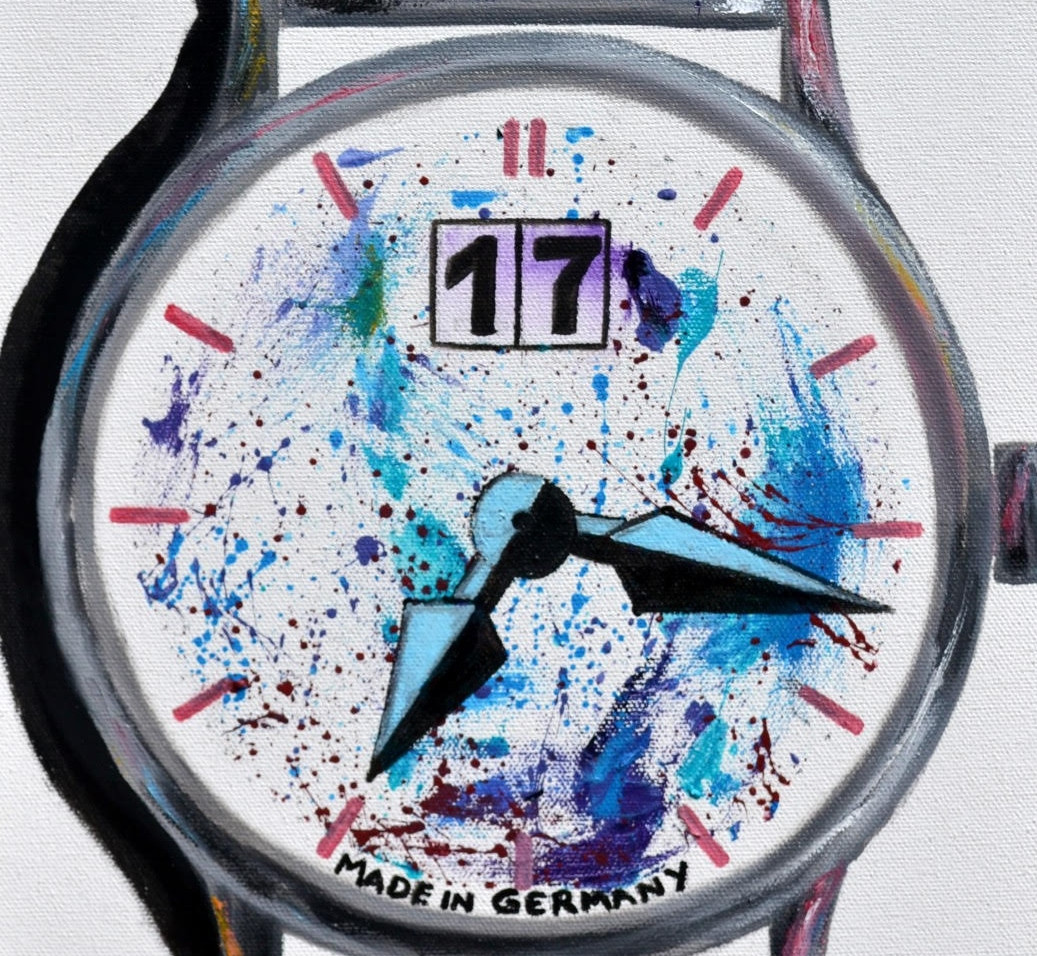Time Piece *SOLD*
