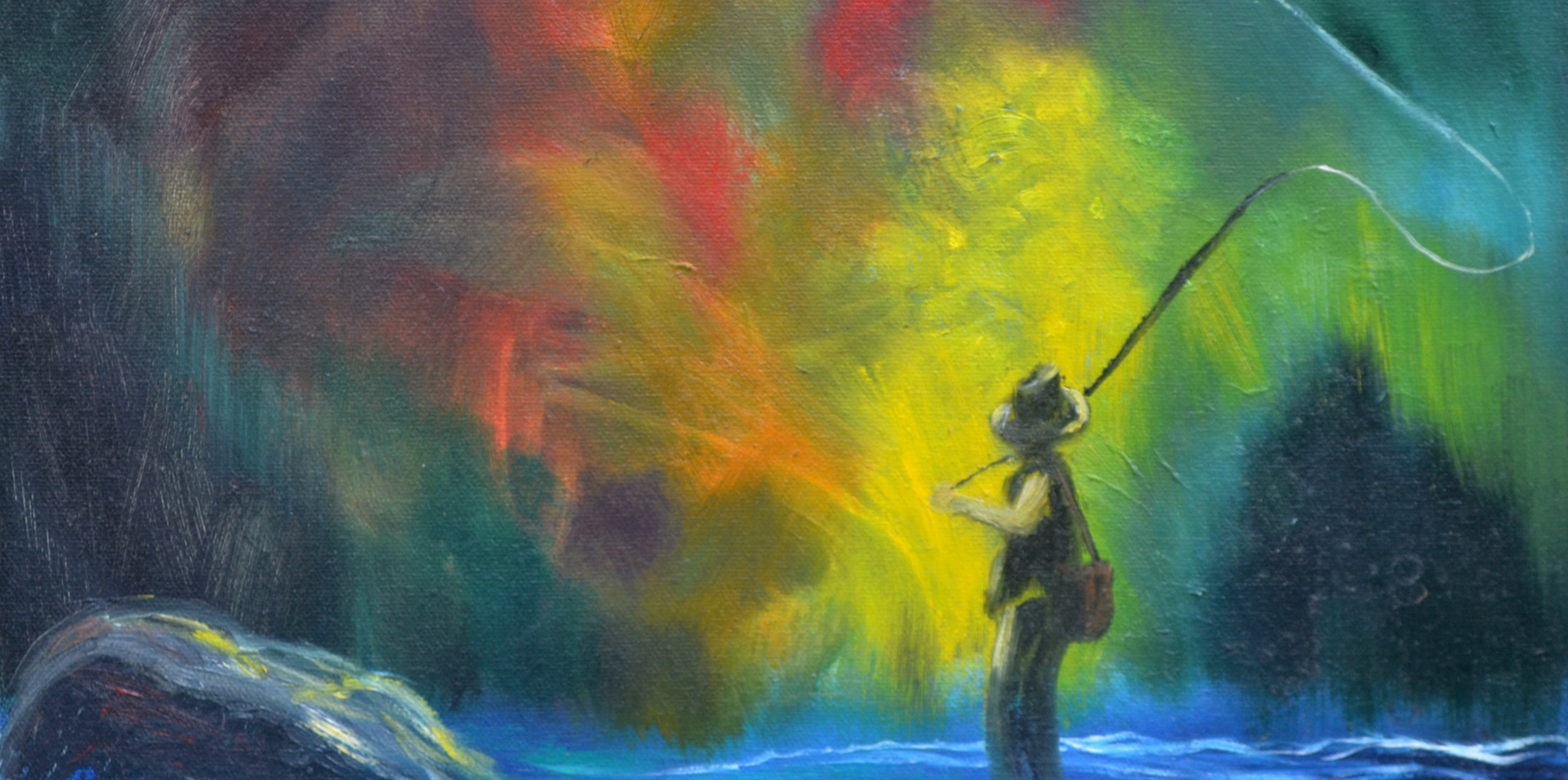 The Fisherman *SOLD*